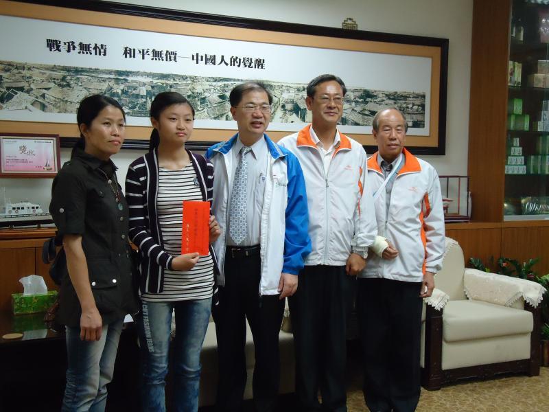 20110602-林惠珍逆境爭上游 立志幫外勞