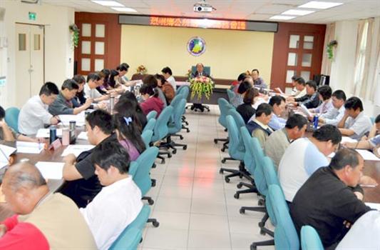 20110427-烈嶼鄉務會議發利多消息