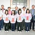 20100605洪成發頒發獎學金勉學子奮發向上