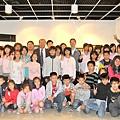 20100603烈嶼八十多位小畫家作品首次在文化館展出