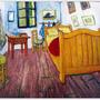 The Bedroom  1888  阿爾的臥室