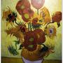 Sunflowers  1889  向日葵
