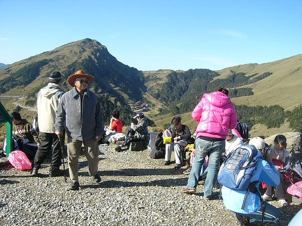 清境小學來淨山