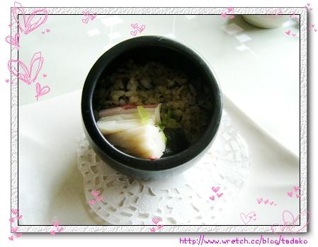 海藻鮮味蒸飯