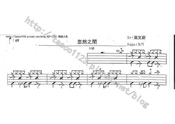 莫文蔚-忽然之間 鼓譜.jpg