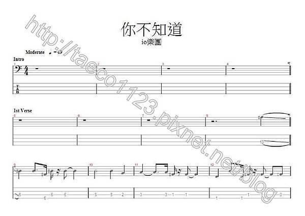 IO樂團-你不知道 BASS譜(GP).jpg