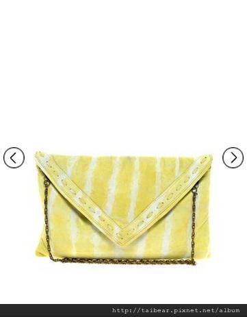 Jocasi Leather Envelope