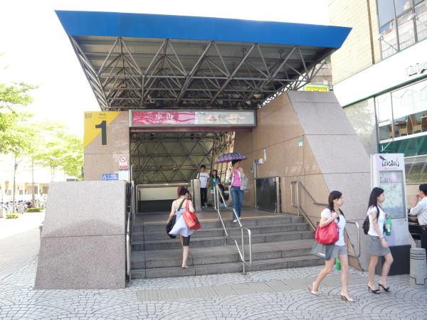 捷運中山站.JPG