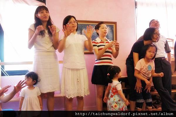 20120609迦美地課程體驗義賣活動 (8)