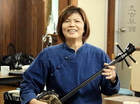 橫目貞子老師