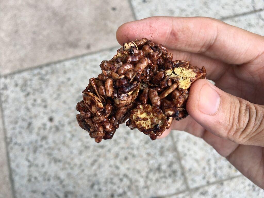 法芙娜巧克力米果