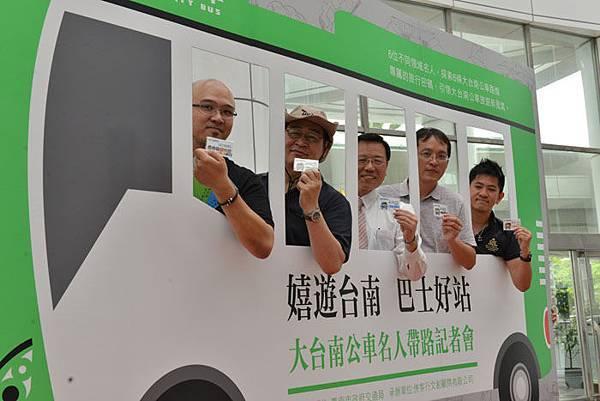 公車捷運化 運量成長8成4