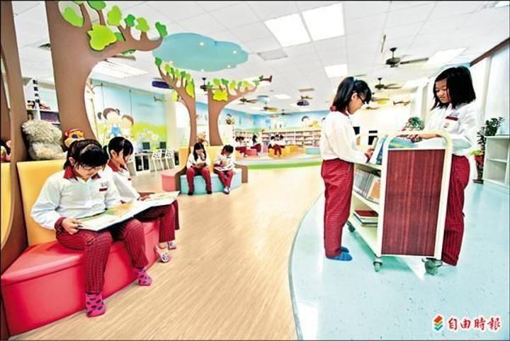安平種樹募款 幸福圖書館揭牌