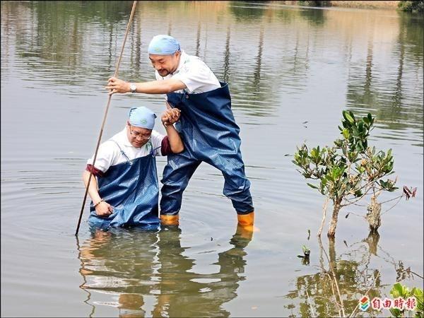 開發新吉工業區 台南市長承諾零排放