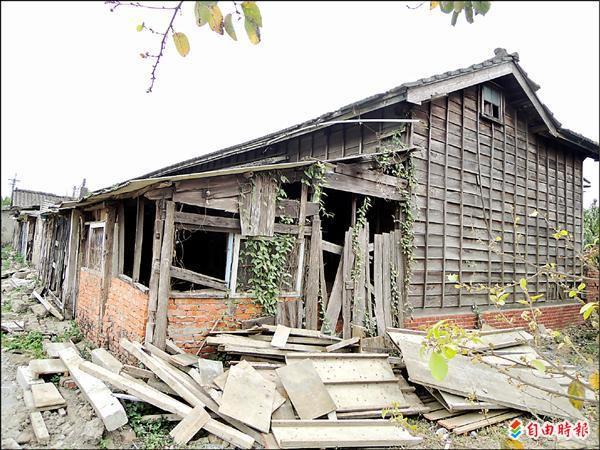 林鳳營火車站旁的道班房,公所希望能活化運用。