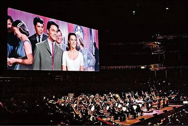 《西城故事》電影交響音樂會兩年前首演大受歡迎。