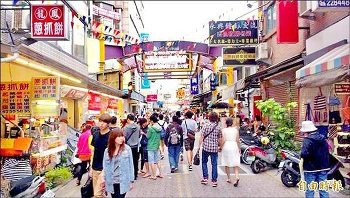 台南國華街試辦徒步區 週末實測成效