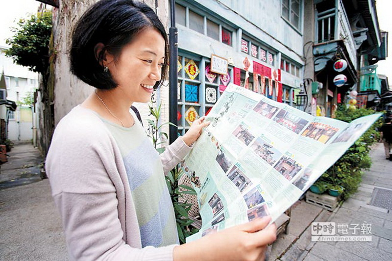 台南市政府觀光旅遊局已製作「五條港舊城漫遊地圖」,可免費索取。
