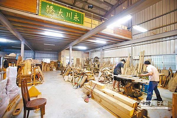 永川大轎可隨意進入參觀,但切勿妨礙作業。