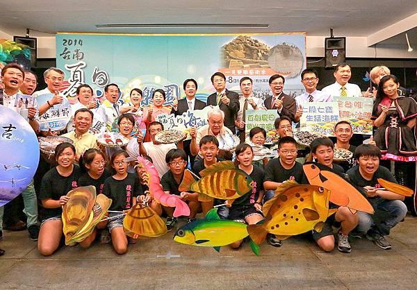 台南夏日海樂園 七股海鮮、馬沙溝音樂節歡迎民眾體驗