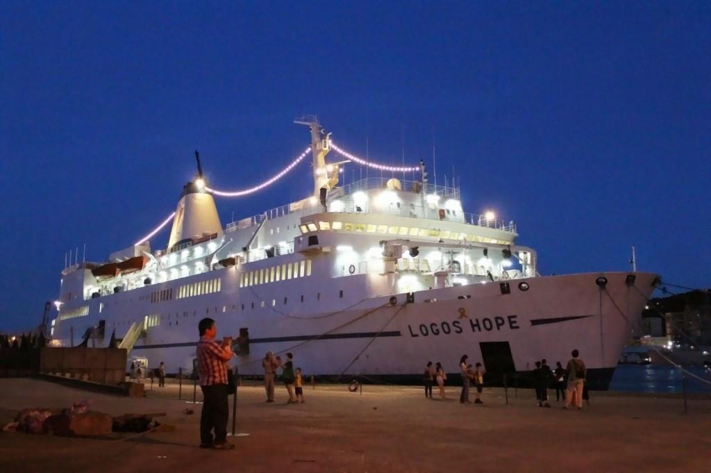 海上最大書展 望道號26日訪安平