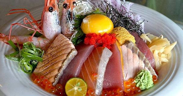 漁夫生魚丼飯