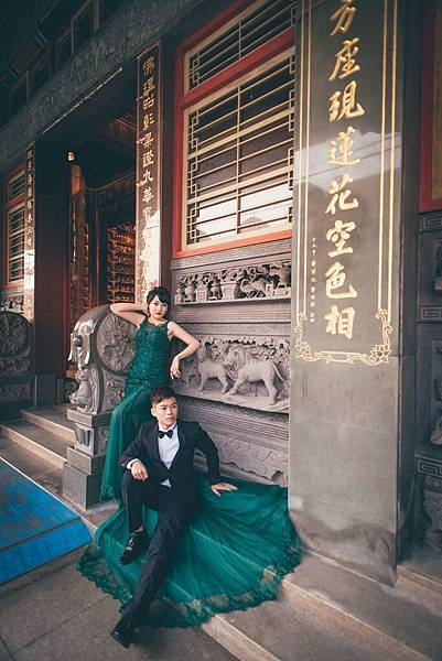 台南婚紗攝影