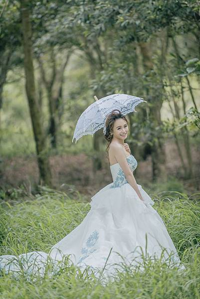 自助婚紗/婚紗照