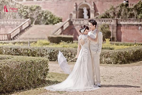婚紗攝影/婚紗風格