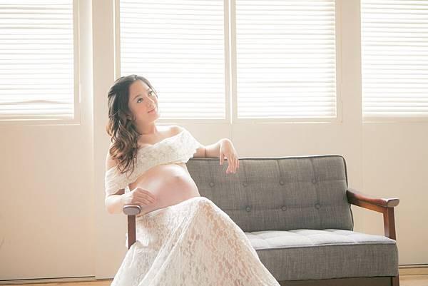 孕媽咪藝術照/孕婦照