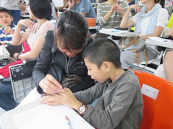 假日親職講座102.10.19~昆蟲老師的過動人生