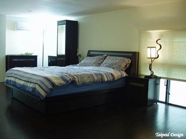 二樓夾層臥室