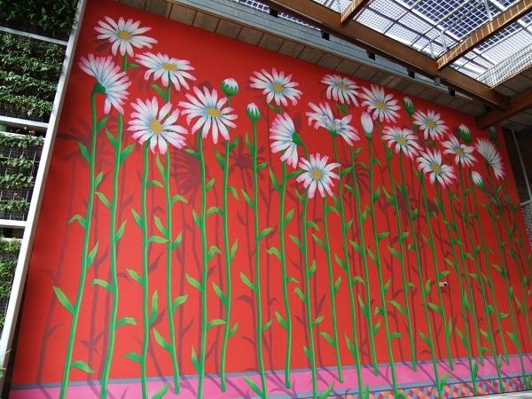 幾米彩繪牆