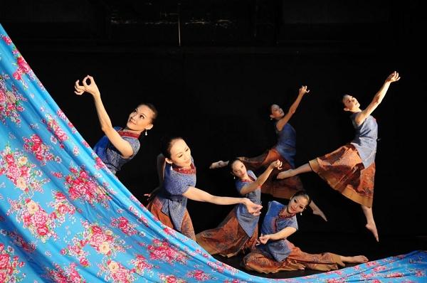 臺北民族舞團表演將有「蓮花」等五段不同舞碼呈現