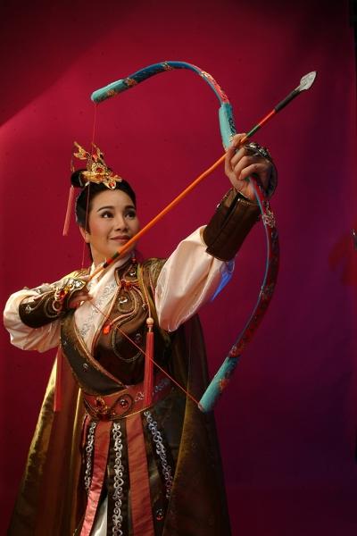 大佳河濱公園區的行動巨蛋將上演傳統戲曲表演。