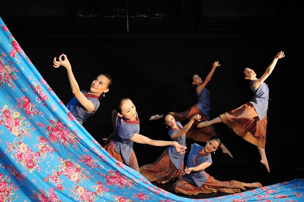臺北民族舞團