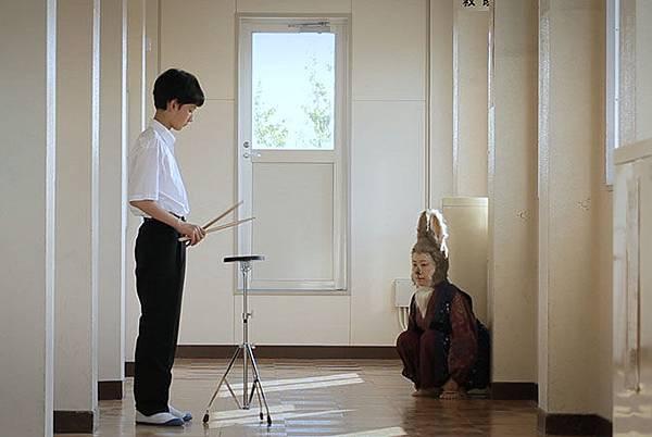 樂隊男孩與兔麻吉