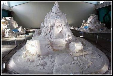 2014一見雙雕藝術季-台南鹽雕沙雕