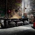 懶骨頭沙發 Supadupa Sofa by Alexander Lotersztain-04