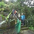 黃-登山口