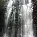 月眉坑瀑布