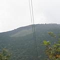 登山口看高台山