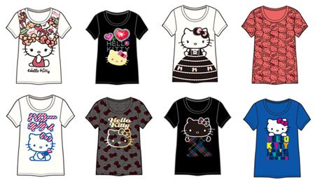Hello Kitty × UT