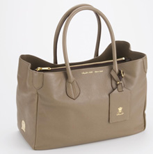 【A.D.M.J】BABY CALF COOKIE BAG(灰) NT$ 24500.jpg