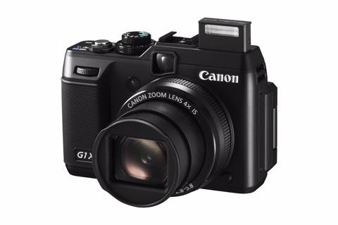 圖說九 Canon PowerShot G1 X_側面+閃燈.jpg