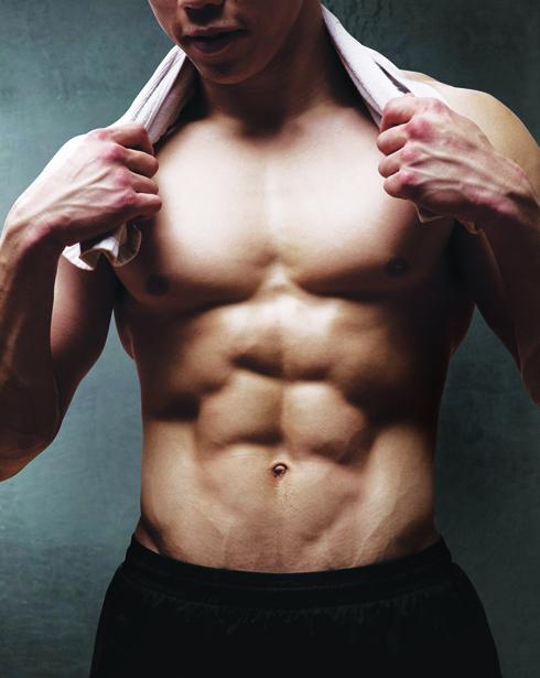健身革命胸腹肌