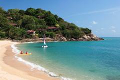 泰國綿延的美麗海岸線,可以從事各項活力四射的水上活動。