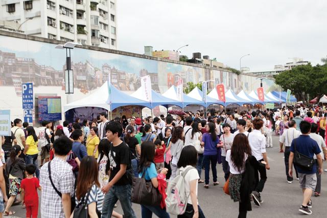 2012臺北大稻埕煙火節