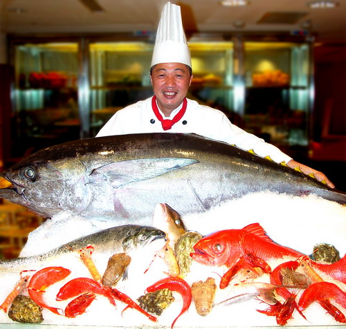 The Sherwood Taipei-Seafood Delicacies.jpg