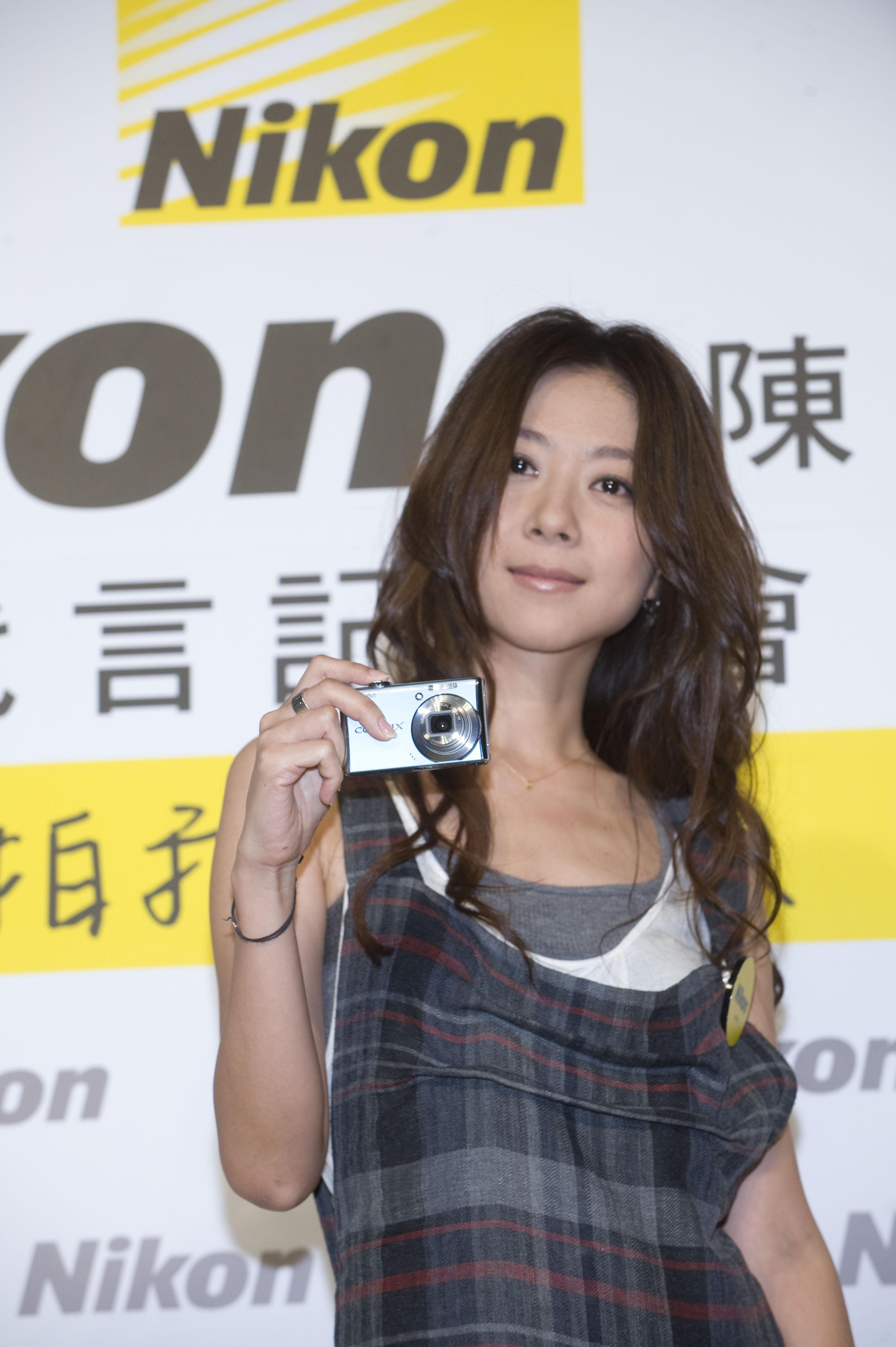 陳綺貞用Nikon 相機表達「拍我的看法」攝影新態度 .JPG